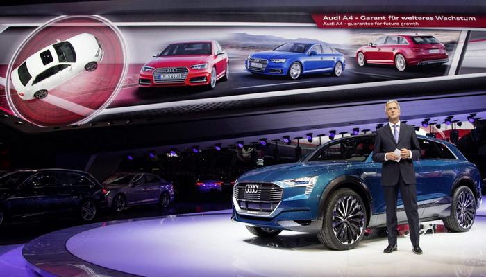 Audi i Porsche će zajednički proizvoditi električne automobile