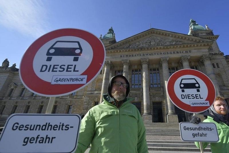 Gradovi u Njemačkoj mogu zabraniti upotrebu dizel automobila