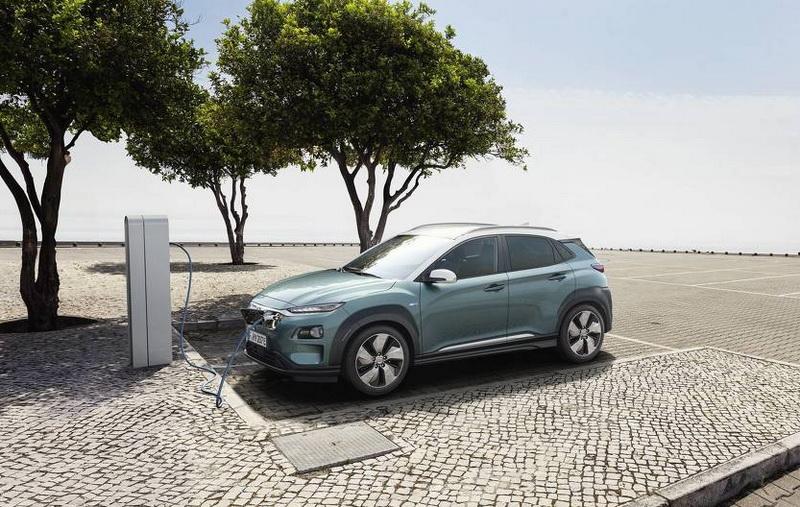 Hyundai predstavio električnu Konu
