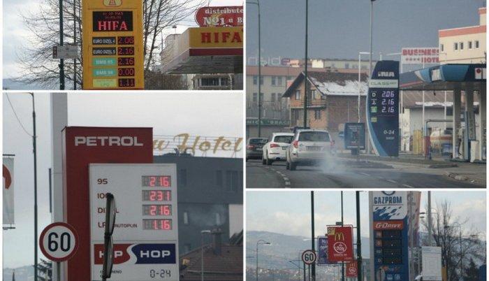 Naftaši iskoristili akcize za dodatno bogaćenje: Cijene goriva veće od najavljenih