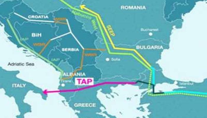 EIB odobrio ogroman kredit za gradnju plinovoda TAP