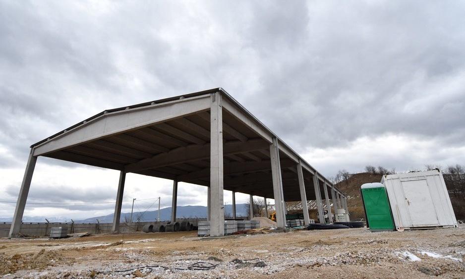 Na deponiji Smiljevići gradi se reciklažno dvorište za električni i elektronski otpad