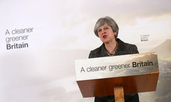 May: Napuštanje EU ne znači snižavanje eko standarda