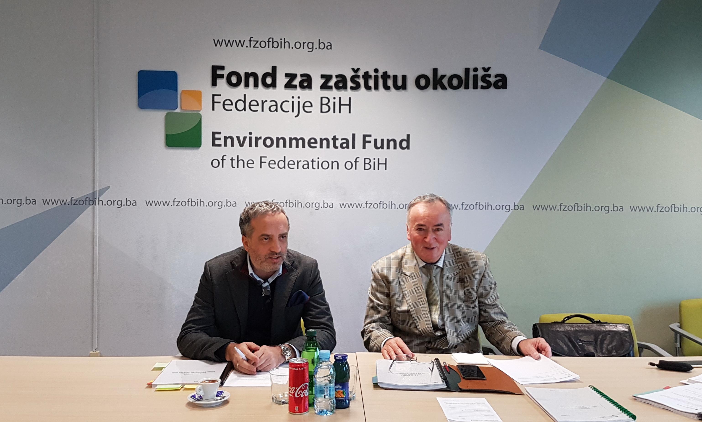 Fond za okoliš obnovio generacijski projekt toplovoda Kakanj-Sarajevo