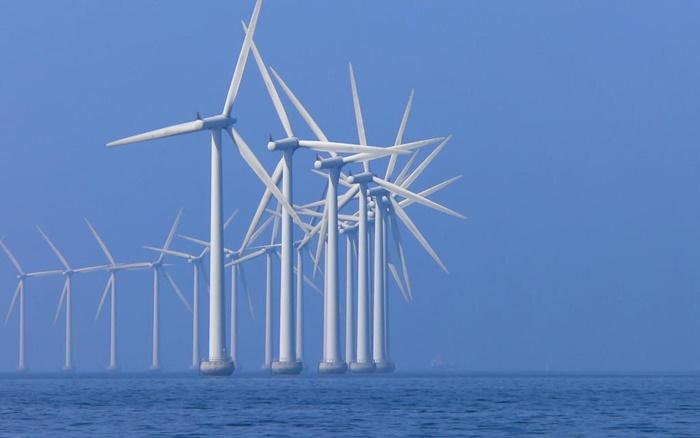 Struja za cijeli svijet iz vjetroparkova na moru