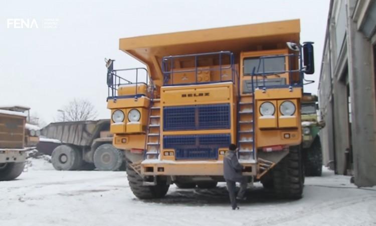 Nabavljena dva nova damper kamiona za RMU Đurđevik