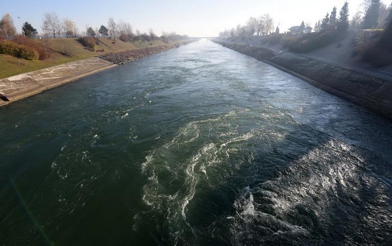 Peticija protiv novih hidrocentrala na rijeci Muri