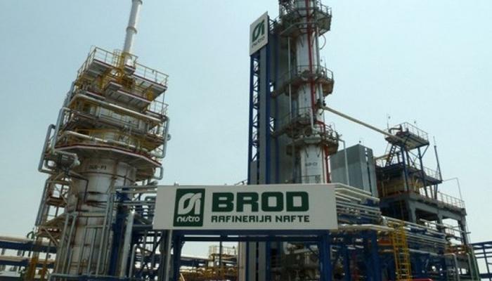 Gas iz Hrvatske stiže u Rafineriju Brod