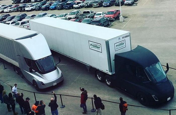 Teslin električni kamion počeo vršiti prve isporuke