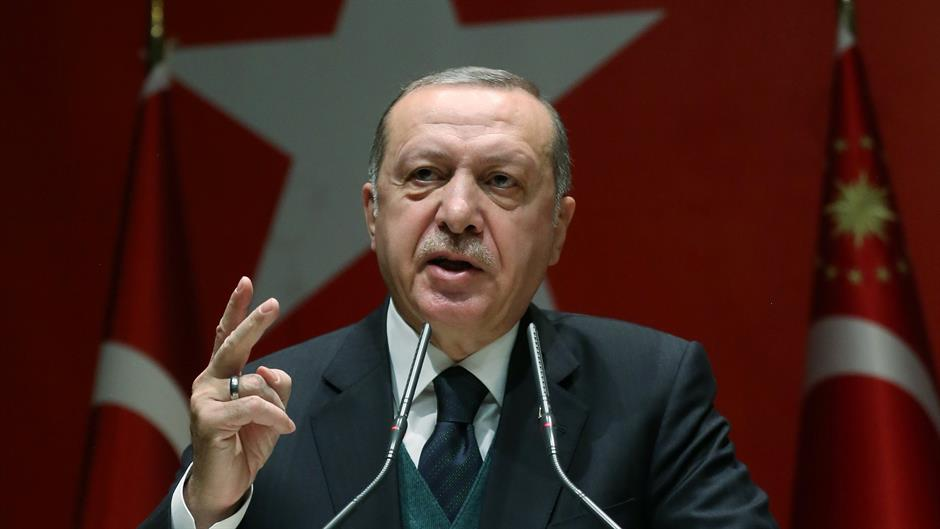 Erdogan: Oni koji preko Sirije svode račune, ustvari svode račune za naftu