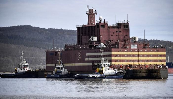 Rusija predstavila prvu plutajuću nuklearnu elektranu na svijetu