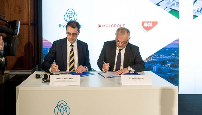 MOL donio odluku da investira u projekat Polyol
