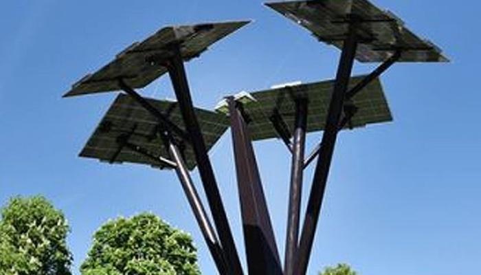 """Sarajevska Općina Stari Grad postavlja """"solarna stabla"""" na javnim površinama"""