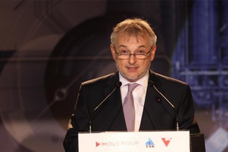 Hernadi: MOL spreman da proda dionice INE Hrvatskoj