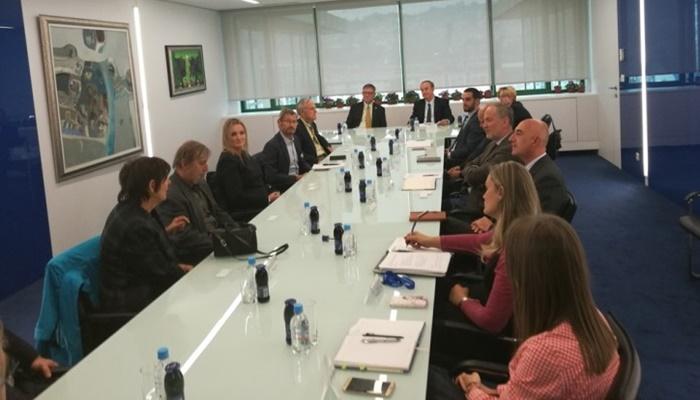 Čelni ljudi IEEE Power & Energy sekcije u posjeti EPBiH