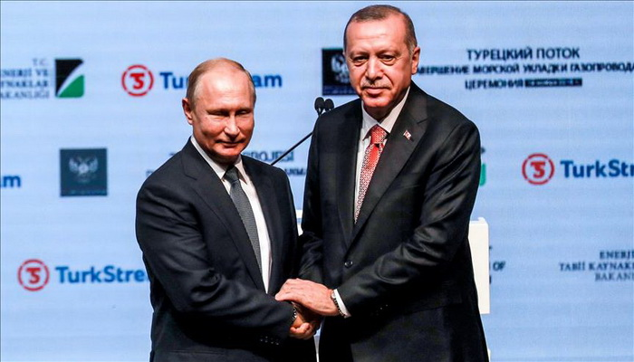 Uz odobrenje Erdogana i Putina položena posljednja cijev podmorskog dijela Turskog toka