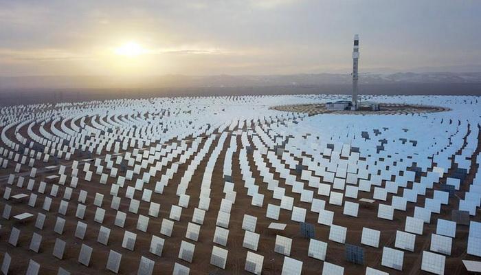 U Kini ogromna solarna elektrana počela s radom