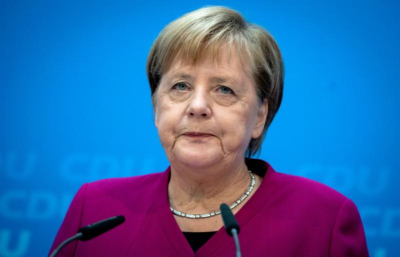 Merkel: Njemačka neće postati zavisna od ruskog gasa