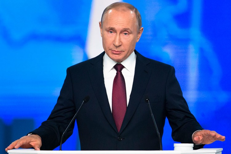 Putin: Počinje eksploatacija nalazišta gdje su planetarne zalihe gasa
