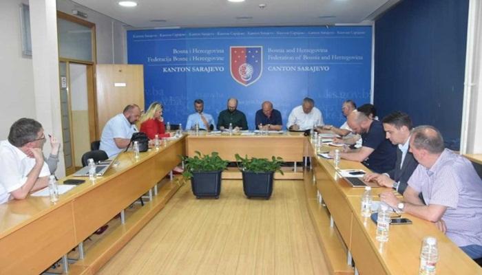 ESVKS: Subvencije za plin ugrađene u Prijedlog izmjena i dopuna budžeta Kantona