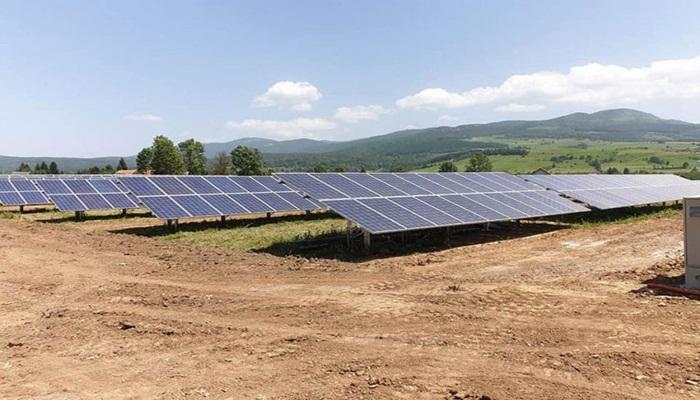 Solarna elektrana u Petrovcu počela proizvoditi struju