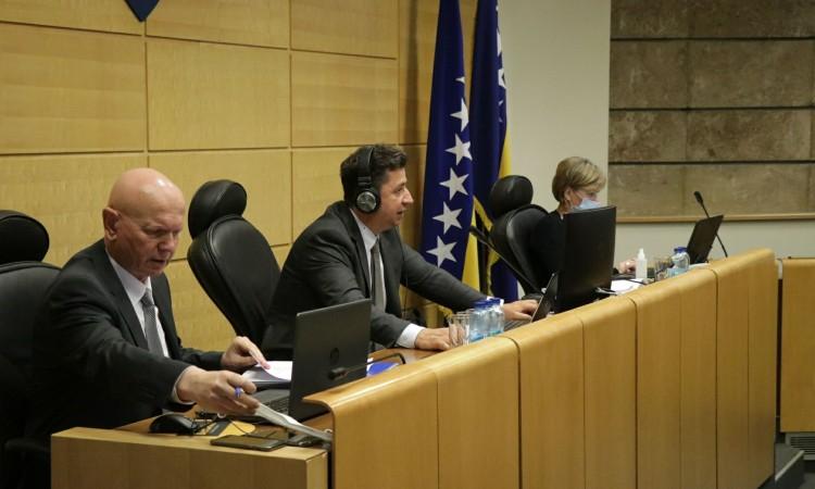 Predstavnički dom odobrio prethodnu saglasnost za gradnju vjetroelektrana