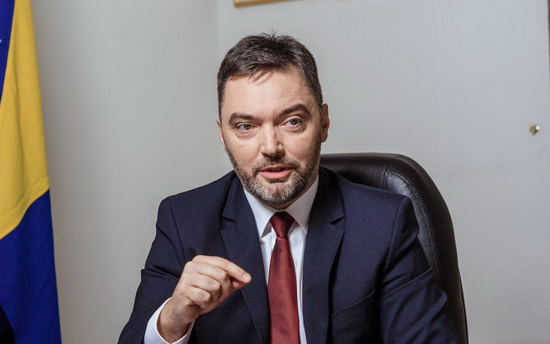Košarac: Podrška Planu investicija Elektroprenosa BiH