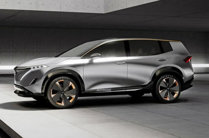 Nissan priprema novi električni SUV