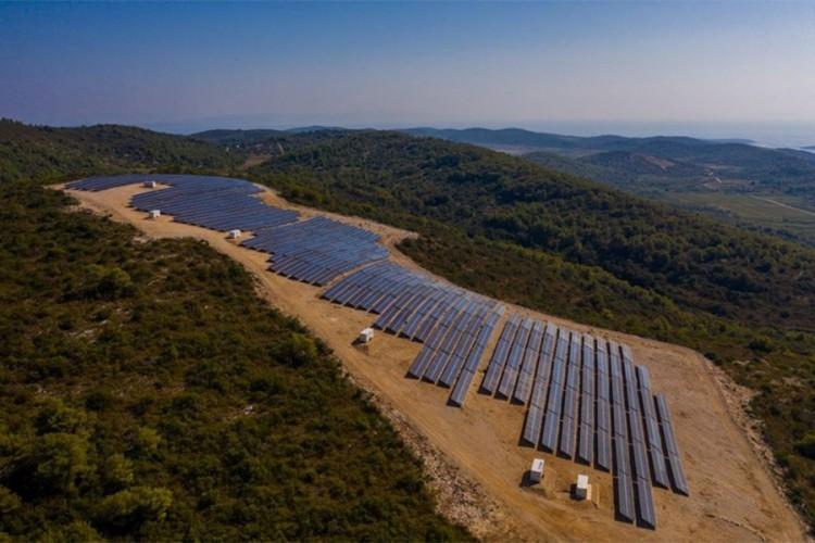 Puštena u rad najveća solarna elektrana u Hrvatskoj
