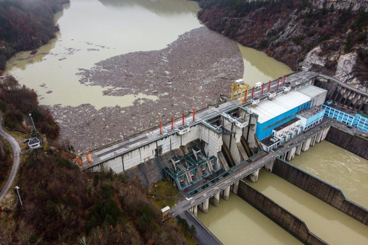 Drina: Jedna od najljepših rijeka trenutno izgleda kao ekološka katastrofa