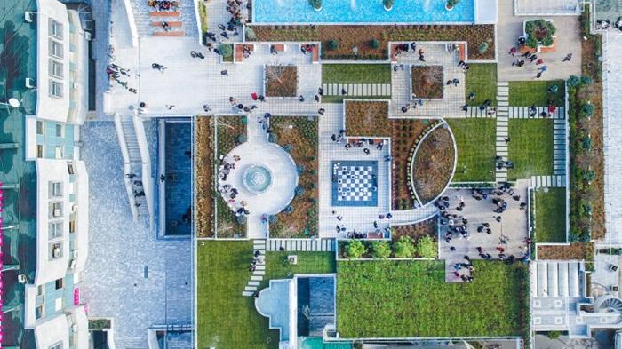 Skoplje dobiva dva nova javna zelena krova