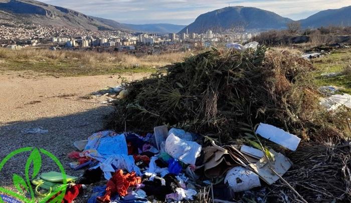 Ekolozi upozoravaju na devastiranje prostora rudarskog kopa u Vihovićima