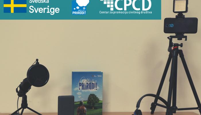 CPCD organizuje nagradni konkurs za najbolje blogove na temu zaštite okoliša