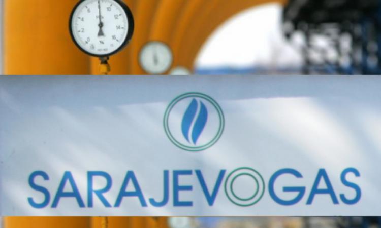 Sarajevogas: Potrošači koji nemaju alternativno gorivo bit će snabdijeveni gasom