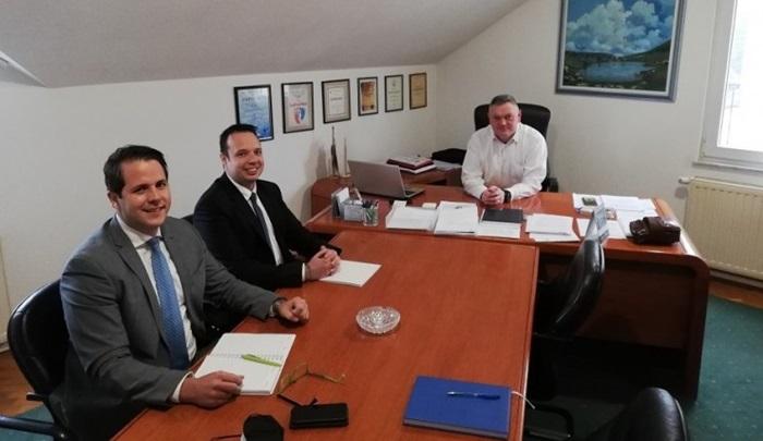 Wpd Adria o projektima za izgradnju budućih vjetroparkova u HBŽ-u