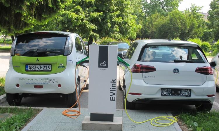 EPBiH: Sistem za nadzor i upravljanje punionicama za električna vozila