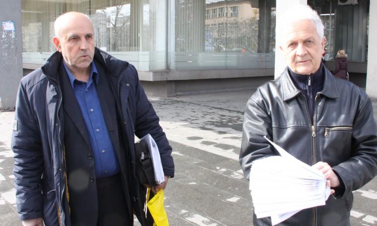 Gradskoj upravi Zenica predata peticija protiv gradnje HE 'Janjići'