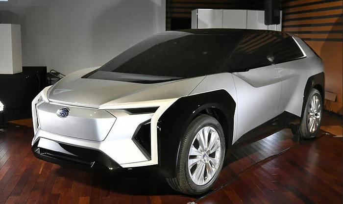 Subaruov prvi električni automobil će biti SUV koji stiže u Evropu