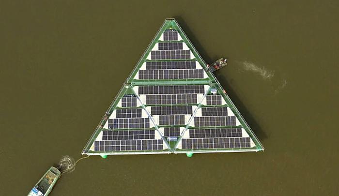 Plutajuća solarna farma otporna na uragane postaje novi izvor obnovljive energije