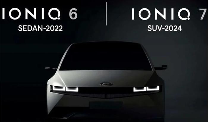 Hyundai najavio dolazak električnog SUV-a Ioniq 7 za 2024. godinu