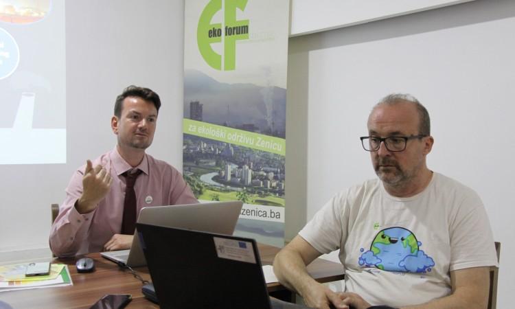 Arhus centar Zenica predstavio listu najvećih zagađivača zraka u BiH
