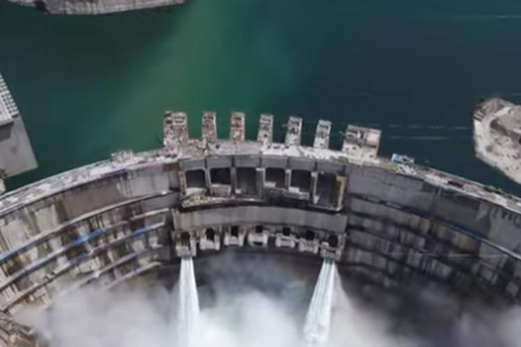 U Kini puštena u rad druga najveća hidroelektrana na svijetu