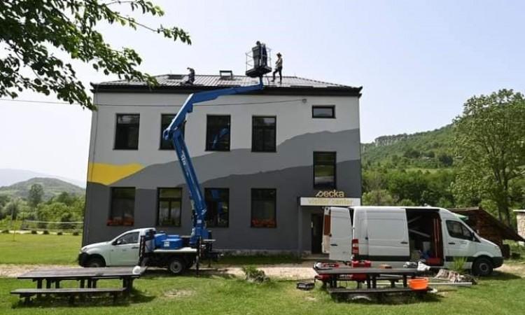 U Peckoj prva solarna elektrana u ruralnom području u BiH