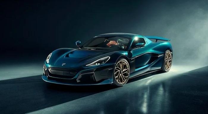 Nevera je ime novog električnog hiperautomobila kompanije Rimac Automobili