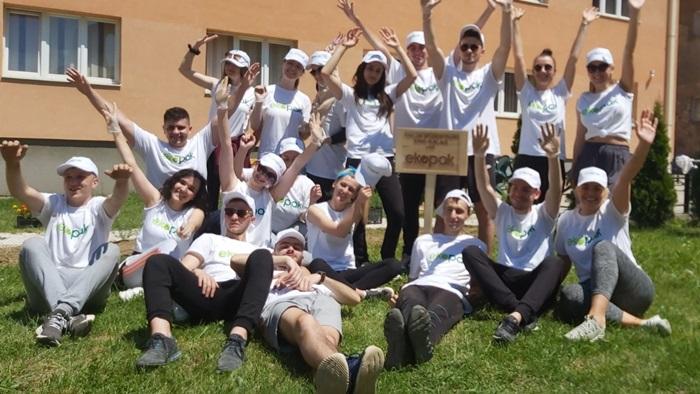 EKOPAK uveo Studentski dom Bjelave u sistem reciklaže