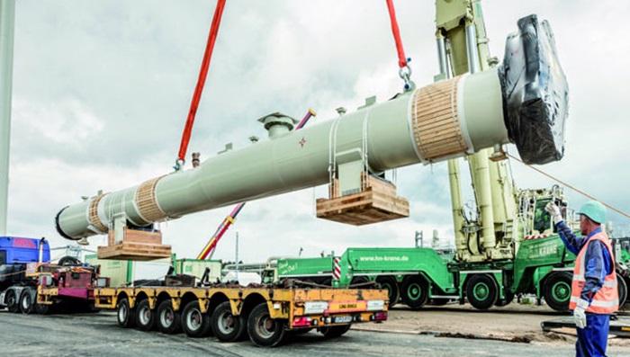 Berlin ne mijenja stav u vezi sa ruskim gasovodom