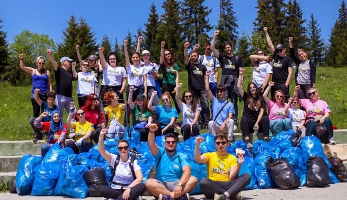 Volonteri pokreta Let's Do It obilježili radno Svjetski dan zaštite okoliša