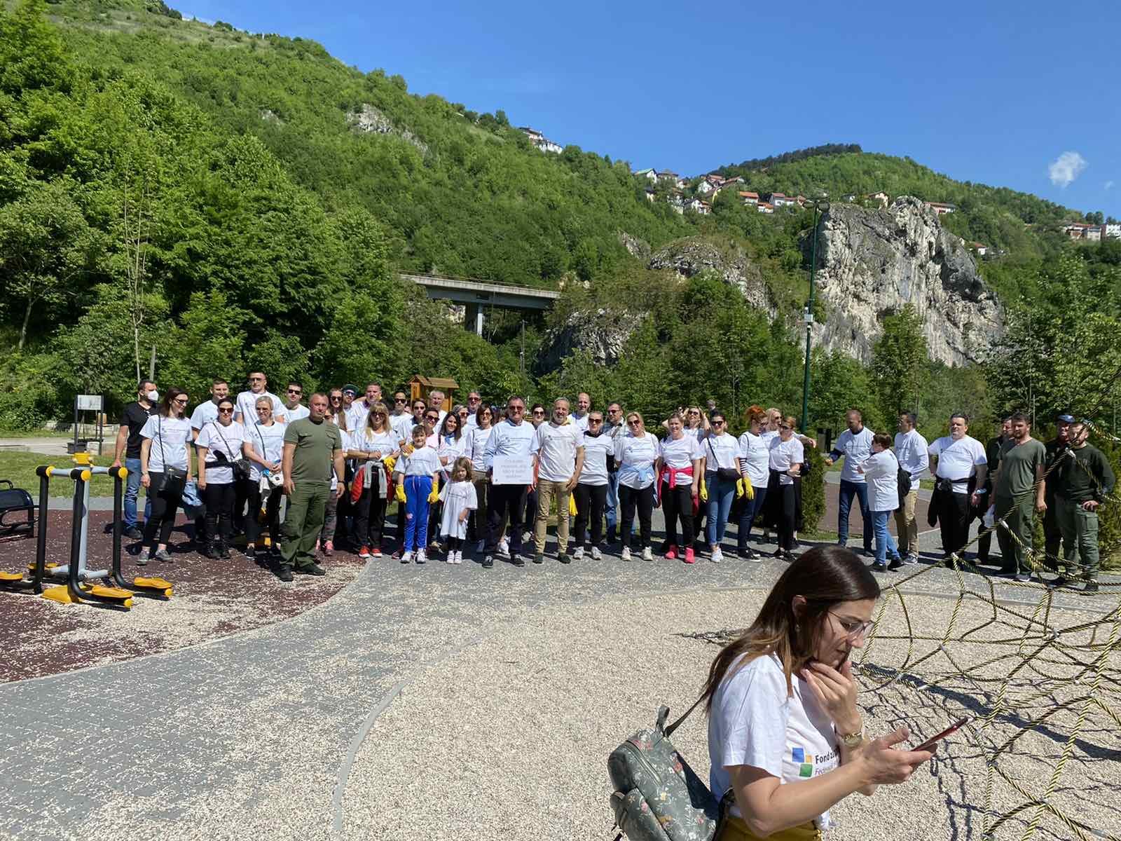Značajna akcija: Fond za okoliš obilježio Svjetski dan zaštite okoliša