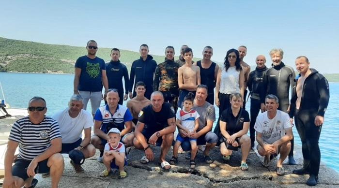 Neum: U eko-akciji čišćenja Jadranskog mora prikupljena veća količina otpada