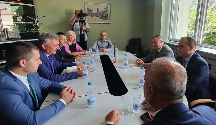 Višković: U narednih mjesec dana će biti potpisan ugovor o izgradnji HE Dabar